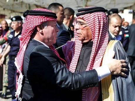 اردنی ها علیه خلیفه خود خوانده داعش (+عکس)