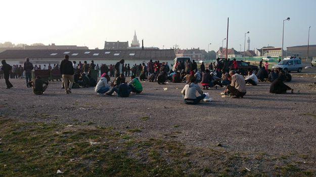 اردوگاه کاله فرانسه و دشواریهای عبور از آخرین مرز