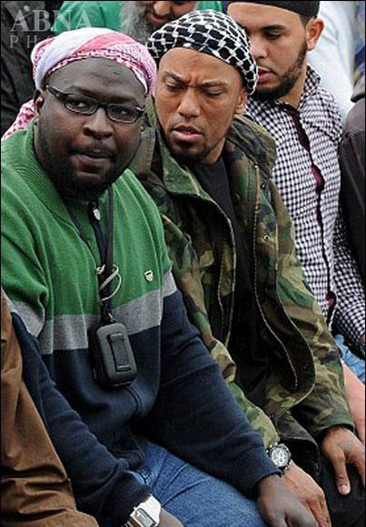 خواننده رپ، تروریست داعشی شد! (+عکس)