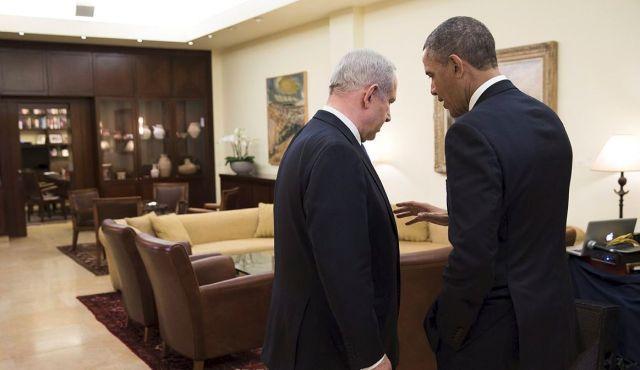 آمریکا اطلاعات مذاکرات هسته ای با ایران را به اسراییل نمی دهد