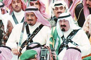 ملک عبدالله درگذشت / شاهزاده سلمان، پادشاه جدید شد