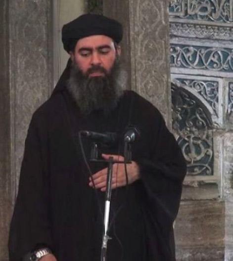 وقتی خلیفه داعش در زندان آمریکا بود (+عکس)