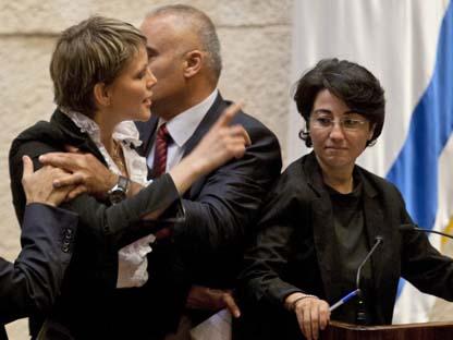 جنجال ردصلاحیت یک زن مسلمان در انتخابات پارلمانی اسرائیل