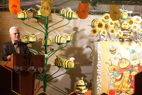 سومین جشنواره «عسل» آغاز به کار کرد