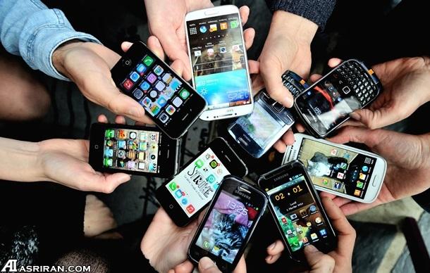 بازار موبایل هوشمند در سال 2015