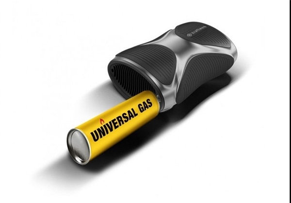 شارژر گازی تلفن همراه+تصاویر