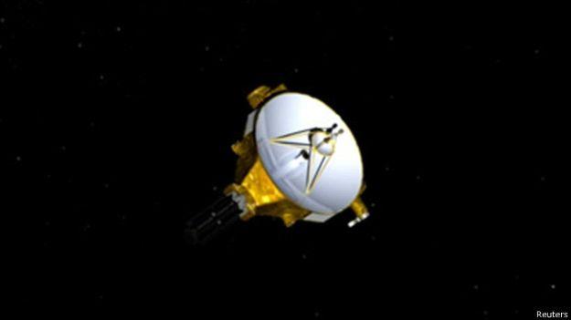 کاوشگر ناسا عکسبرداری از پلوتو را آغاز کرد