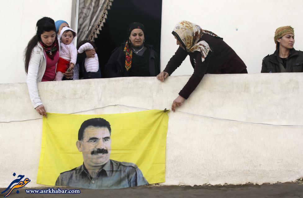 شادی مردم پس از آزادی کوبانی (عکس)