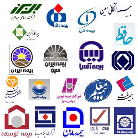 انواع بیمه ها در ایران