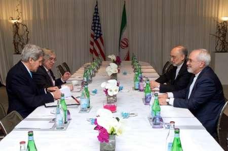 پایان 2.5 ساعت مذاکره ایران و آمریکا در سوئیس