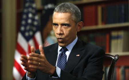 اوباما: برای توافق، برنامه اتمی ایران باید 10 سال در وضعیت فعلی باقی بماند