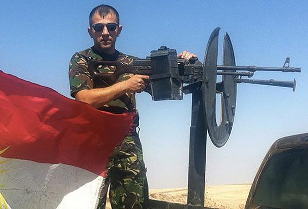 داعش گوشت جسد اسیر کرد را به مادرش خوراند!