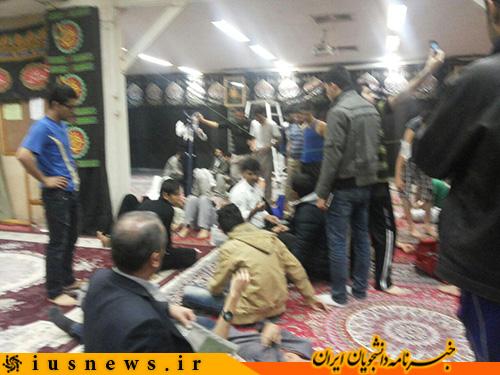 اورژانس: مسمومیت 70دانشجو در شیراز