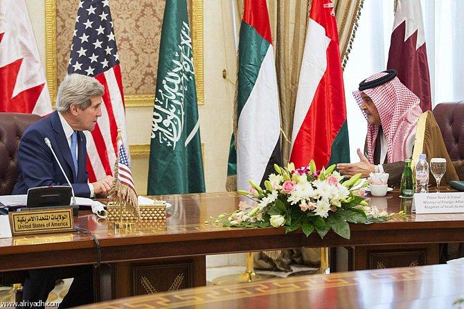نشست جان کری و 6 وزیر خارجه جنوب خلیج فارس درباره هسته ای ایران