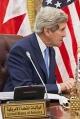 نشست جان کری و 6 وزیر خارجه خلیج فارس: نگران توافق هسته ای با ایران نباشید