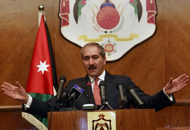 سفر وزیر خارجه اردن به تهران