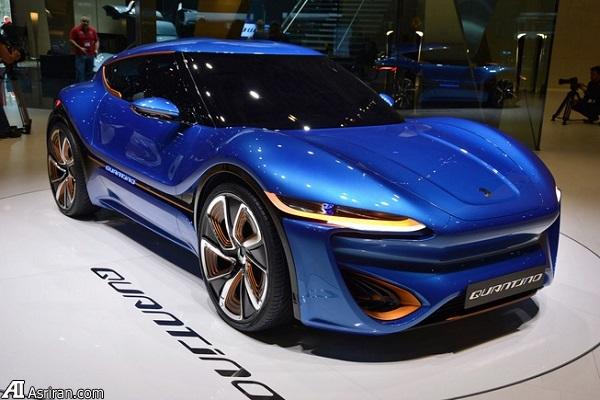 نگاهی گذرا به نمایشگاه خودرو ژنو 2015