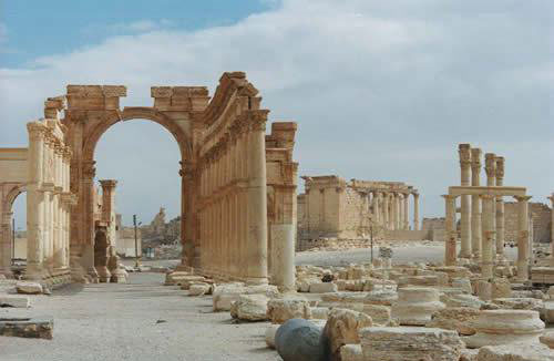 شهرهایی که در دل تاریخ فرو رفتند
