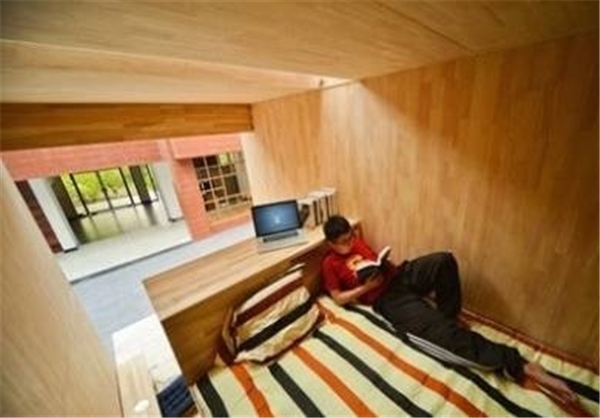 کوچکترین خانه دنیا (عکس)