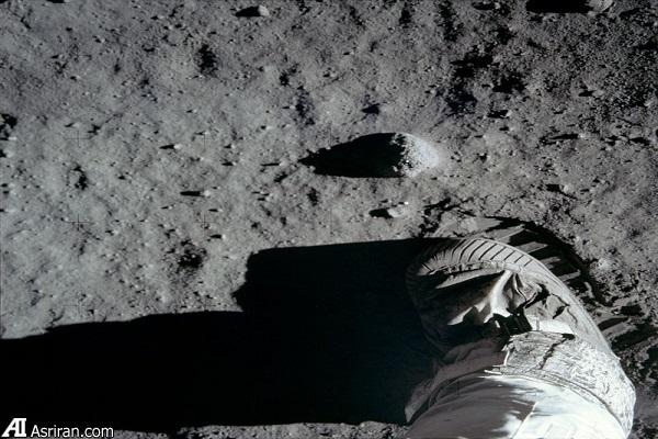 عجیبترین اشیا باقیمانده بر سطح کره ماه