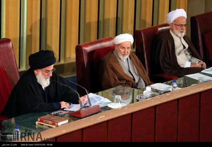 آیت الله محمد یزدی رئیس مجلس خبرگان شد/ هاشمی رفسنجانی کاندیدای ریاست بود