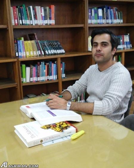 ایرانی داوطلب سفر به مریخ: از دنیا که نمی روم/ عکسی از خانواده ام می برم با زمینه زمین!