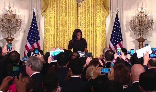 جشن نوروز در کاخ سفید به میزبانی میشل اوباما (+عکس)