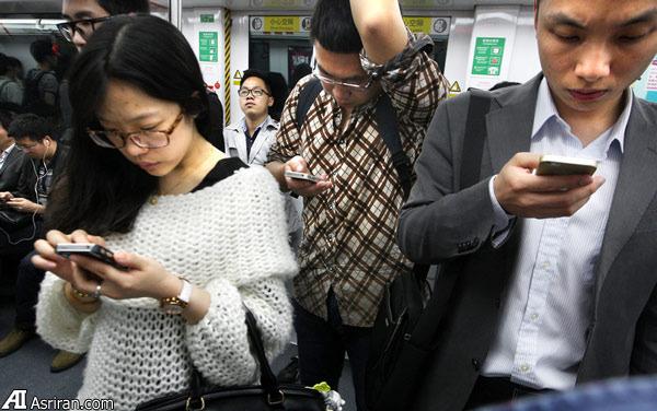 8 نشانه اعتیاد به تلفن هوشمند