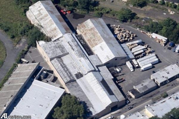 ساخت بزرگترین مزرعه عمودی مسقف جهان در نیوآرک