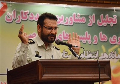 توضیحات ناجا درباره حوادث پس از بازی فولاد - الهلال در اهواز  / همه بازداشتی ها آزاد شدند/  تکذیب زخمی شدن 81 مامور پلیس