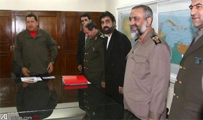 فاکس نیوز: ایران برای ونزوئلا سازمان بسیج درست کرده است(+عکس)