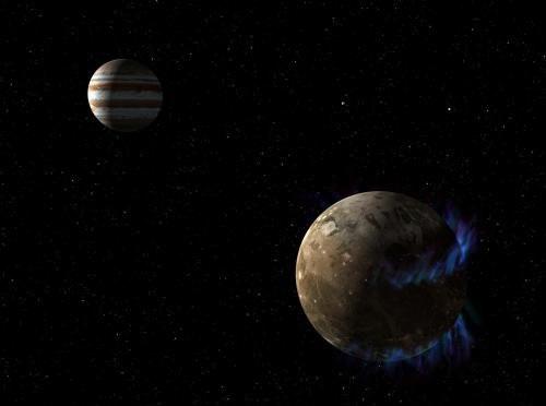 کشف اقیانوس زیرزمینی در بزرگترین قمر منظومه شمسی