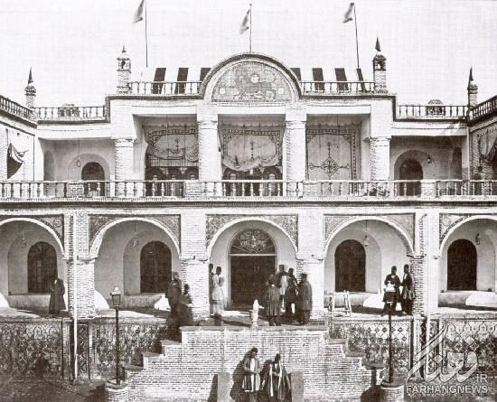 اولین هتل مدرن ایران در قزوین (+عکس)