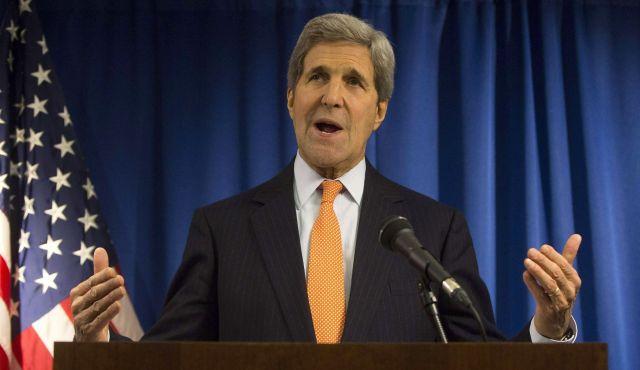 کری در انتقاد از نتانیاهو: هنوز از متن توافق خبر ندارید چطور می گویید توافق بد است