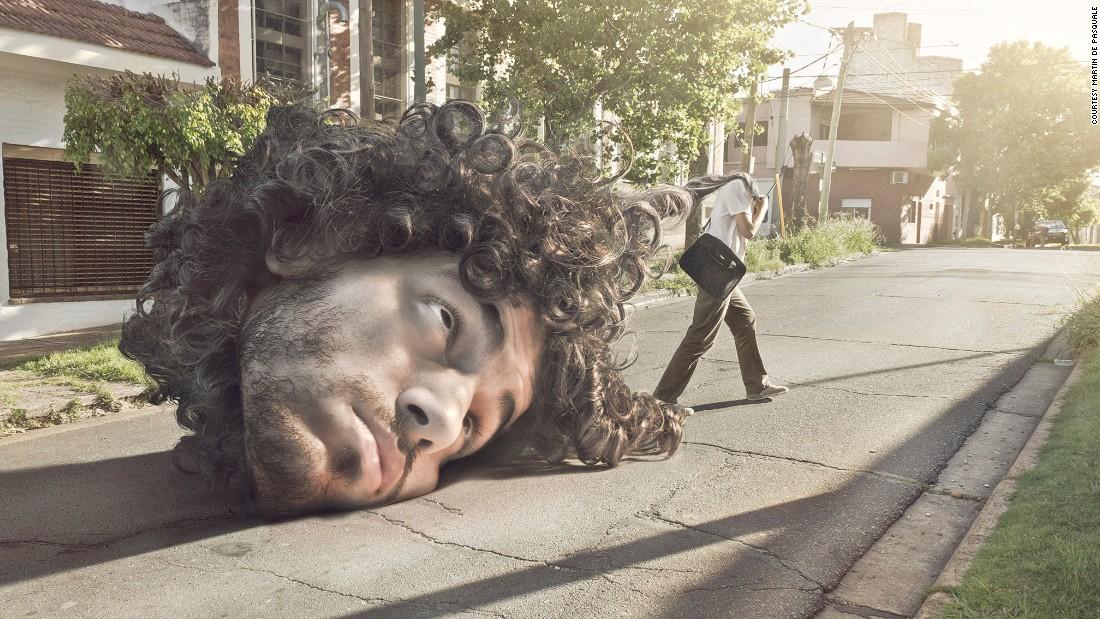 تصاویر جالب فتوشاپی از عکاس آرژانتینی(+ع )