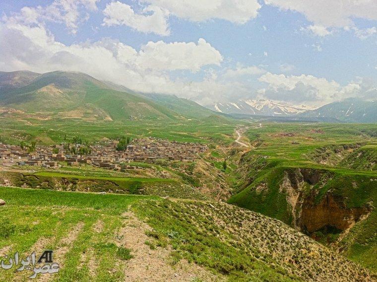 روستایی موئیل/ عکس کاربران
