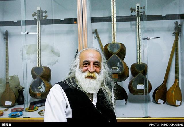 به یاد استاد محمدرضا لطفی (عکس)