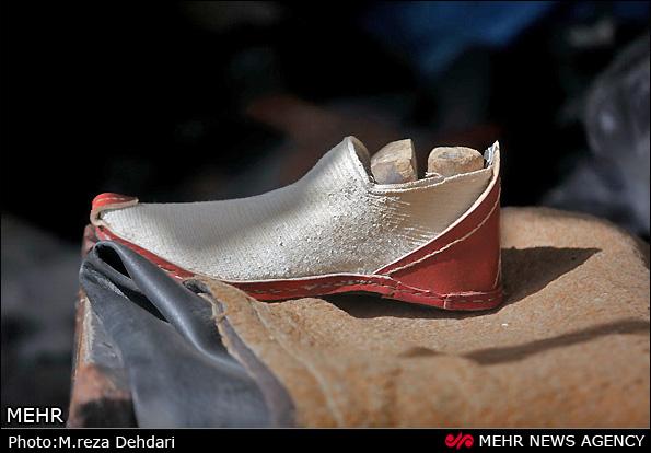 آخرین نسل گیوه دوزهای شیراز (عکس)