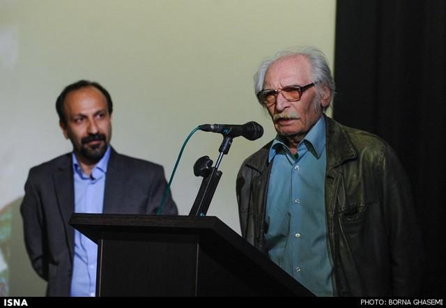 مراسم کانون کارگردانان خانه تئاتر (عکس)