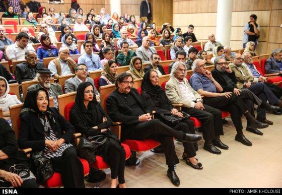 بزرگداشت مسعود کیمیایی با حضور هنرمندان (عکس)