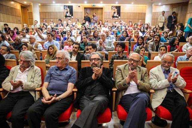 شبی افتخارانگیز برای مسعود کیمیایی