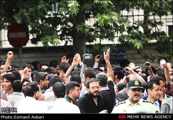 سالگرد ثبت نام مشایی و هاشمی در انتخابات ریاست جمهوری (عکس)