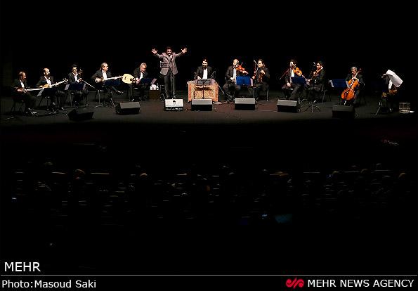 کنسرت علیرضا افتخاری - تهران (عکس)