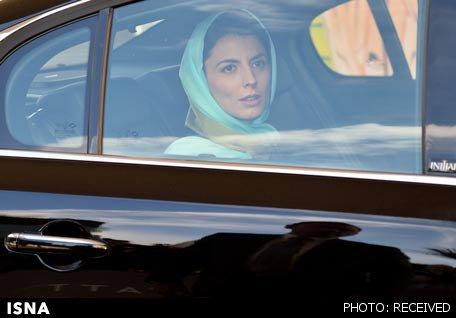 حضور «لیلا حاتمی» در جشنواره کن (+عکس)