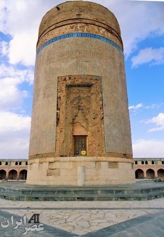 بقعه شیخ حیدر صفوی در مشکین شهر/ عکس کاربران