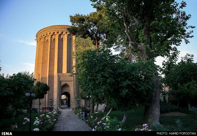 برج طغرل؛ یادگار ۸۰۰ ساله شهر ری (+عکس)