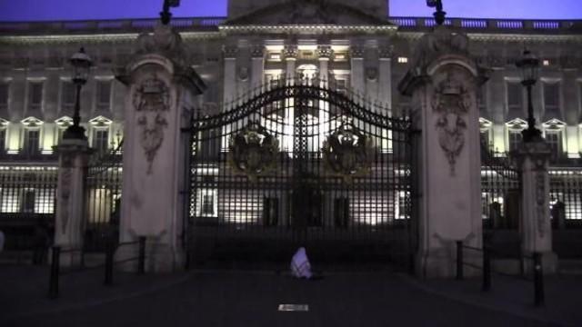 کاخ ملکه انگلیس