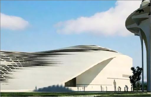 معماری مسجد ولیعصر خشن و وحشتناک است!