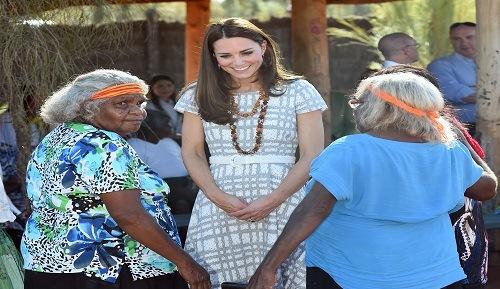 سفر عروس ملکه انگلیس به استرالیا (عکس)
