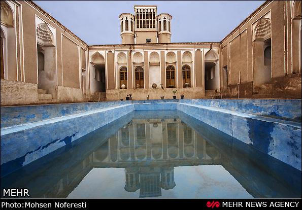 خانه ای متعلق به دوره قاجاریه در خراسان (عکس)
